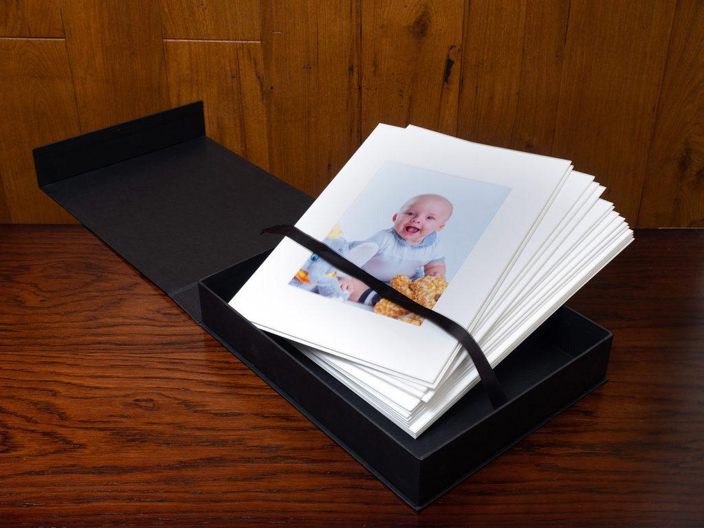 Folio Matts with Presentation box